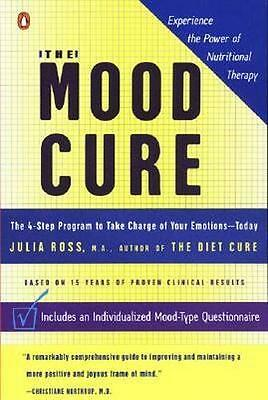 NEW The Mood Cure By Julia Ross Paperback Free Shipping