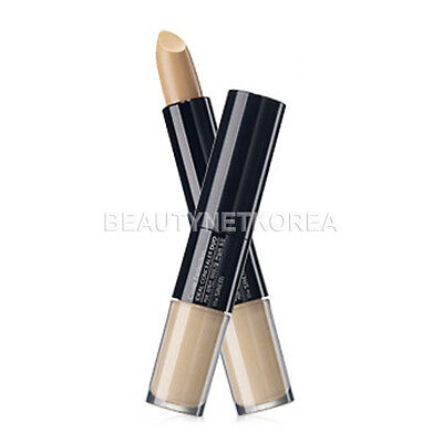 [THE SAEM] Cover Perfection Ideal Concealer Duo 3 Color [4.2g+4.5g] / Korea cose