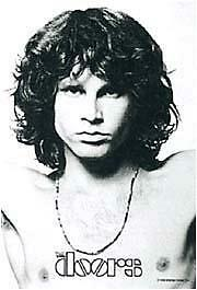 """THE DOORS Rock Band JIM MORRISON Fabric POSTER WALL BANNER FLAG 30"""" x 40"""" New"""