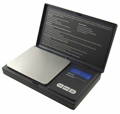 American Weigh Signature Series Black AWS-100 by American Weigh Scale {NEW} CXX