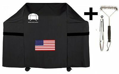 Texas Grill Cover 7553 | 7107 Premium Cover for Weber Genesis Gas Grills NEW