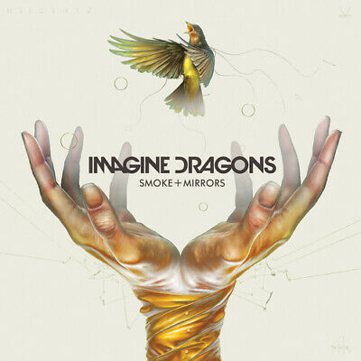Imagine Dragons : Smoke + Mirrors CD Deluxe  Album (2015) FREE Shipping, Save £s