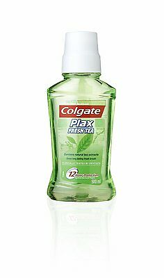 Colgate Plax Fresh Tea Mouthwash - 500 ml