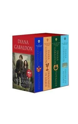 NEW Outlander Boxed Set By Diana Gabaldon Boxed, Slipcased or Casebound