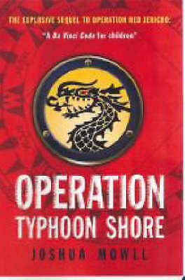 Operation Typhoon Shore (Guild Trilogy) by Joshua Mowll