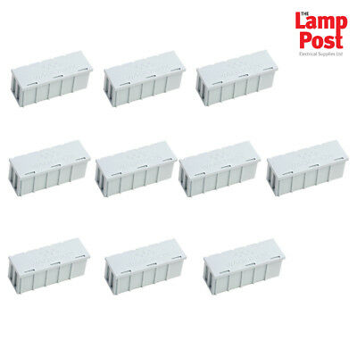 10 x Wago 51008291 Wagobox Grey Multipurpose Connector Electrical Junction Box