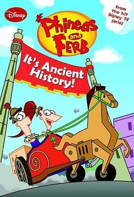 It's Ancient History (Disney) by
