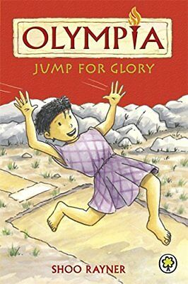 Jump for Glory (Olympia) by Shoo Rayner