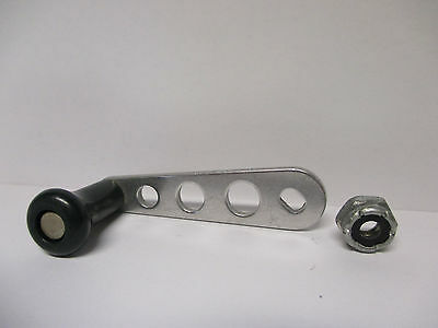 NEW ZEBCO SPINNING REEL PART - JZ18B3 - Crank Handle Assembly