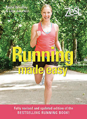 Zest: Running Made Easy (Zest Magazine) by Susie Whalley and Lisa Jackson