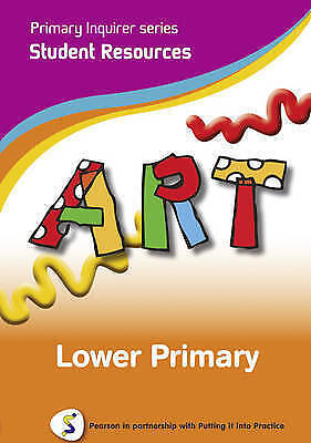 Primary Inquirer Series: Art Lower Primary Student CD: Pearson in Partnership wi