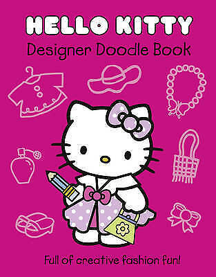 Hello Kitty Designer Doodle Book (Hello Kitty) by