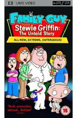 Family Guy - Stewie Griffin: The Untold DVD