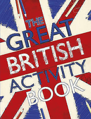 The Great British Activity Book,New Condition