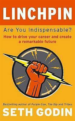 Linchpin: Are You Indispensable? How to drive your career and create a remarkabl