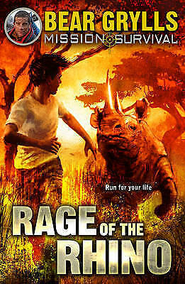 Mission Survival 7: Rage of the Rhino,New Condition