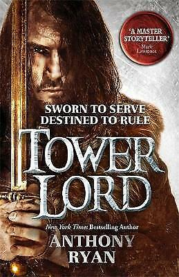 Tower Lord: Book 2 of Raven's Shadow,New Condition