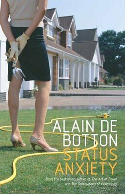 Status Anxiety by Botton, Alain de Hardback Book The Cheap Fast Free Post