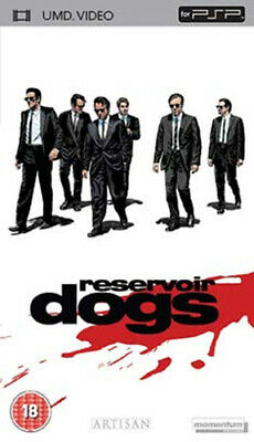 Reservoir Dogs [UMD Mini for PSP] DVD