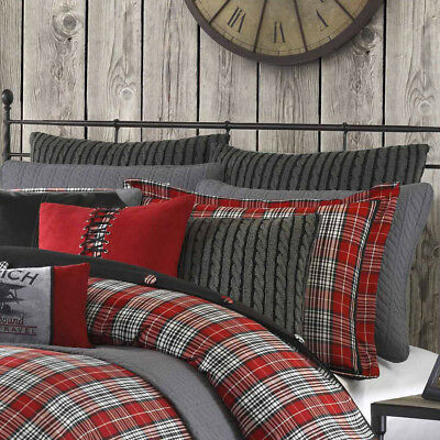 Woolrich Williamsport Plaid Euro Sham