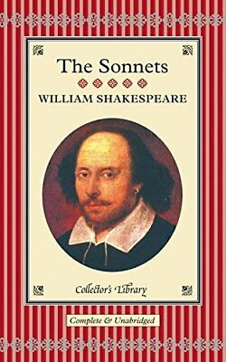 The Sonnets (Collector's Library) by Shakespeare, William Hardback Book The