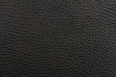 EcoDomo Andeline Antique Black Walrus Leather Placemat