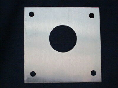 Bird Nest Box Protection Plates with a 25,28,32mm hole
