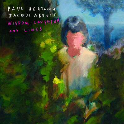 Paul Heaton & Jacqui Abbott : Wisdom, Laughter and Lines CD Deluxe  Album