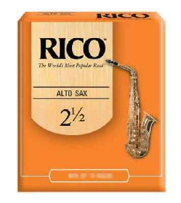 RICO Alto Saxophone Reed 50 PACK