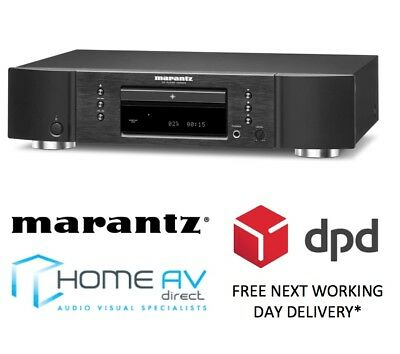 Marantz CD5005 CD Player - CD-R, CD-RW, MP3 and WMA compatible BLACK