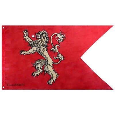 Game of Thrones Lannister 70x120 Flagge