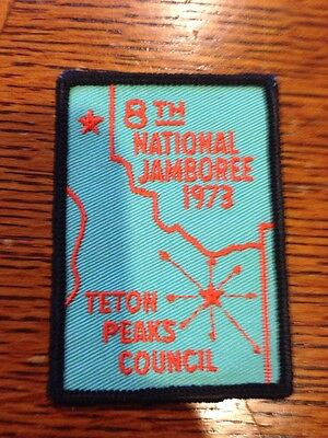 Mint 1973 JCP Teton Peaks Council