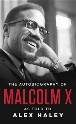 NEW The Autobiography of Malcolm X By Malcolm X Paperback Free Shipping