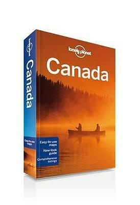 NEW Canada By Lonely Planet Paperback Free Shipping