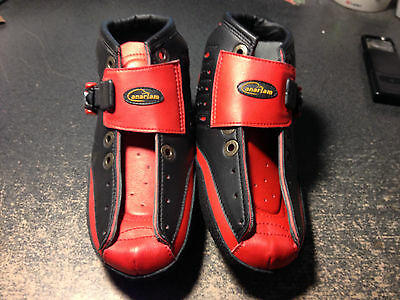 Canariam INLINE SPEED boots only size 2 US 34 EURO NEW NEVER USED