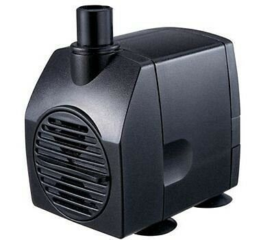 Jebao PP388/AP-388 Submersible Fountain Pump  (PP388 - 198gph) CORD: 6 FT NEW