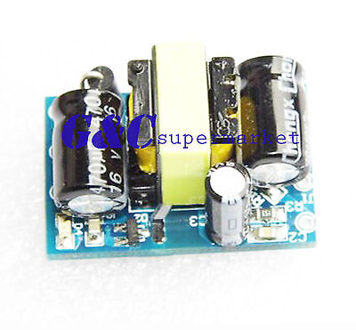 12V 400mA 4.8W AC-DC Step Down Isolated Switching Power Supply Module