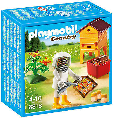 Playmobil - Country - 6818 - Imkerin - NEU OVP