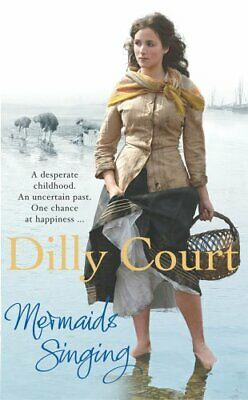 Mermaids Singing, Court, Dilly Paperback Book The Cheap Fast Free Post