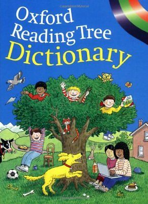 Oxford Reading Tree Dictionary, Hachette Children's Books Paperback Book The