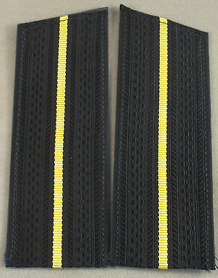 Soviet - Russian Military Junior Officer Shoulder Boards NOS 1990 Size 16