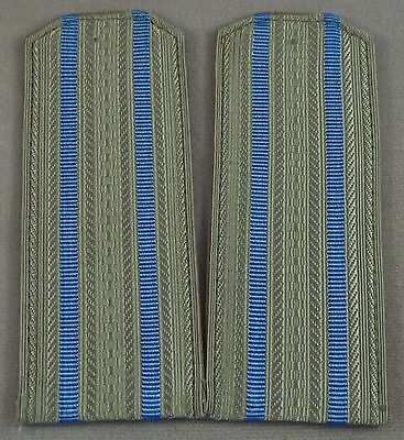 Soviet - Russian Military Senior Officer Shoulder Boards Size 13.5