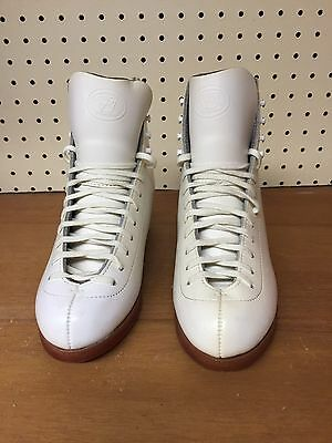 Riedell 292 Ladies Figure Skates size 5A for single jumps