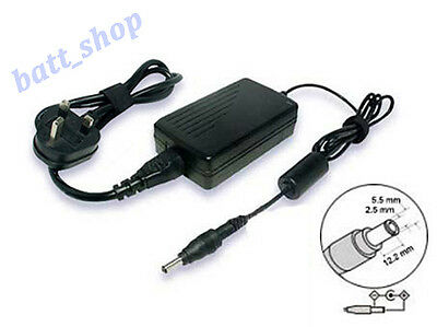 AC Adapter for GATEWAY M320 M210 M250 M305 M275 M250GS