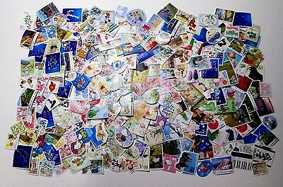 Japan 2011-15 Issues, 240 Stamps, Scott Catalog Value $210, All Fine Used
