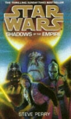 Star Wars: Shadows of the Empire, Perry, Steve Paperback Book The Cheap Fast