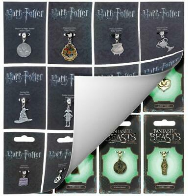 Harry Potter The Carat Shop Slider Charm Bracelet Bead Silver Jewellery Official