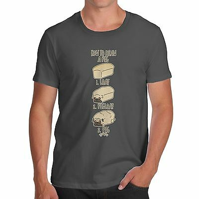 Twisted Envy Boy/'s Hail Pizza Funny Cotton T-Shirt
