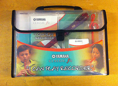 Yamaha Recorder Pack