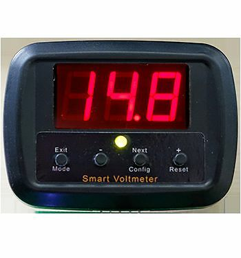SPL-LAB Smart Voltmeter